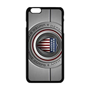 Cool-Benz Cadillac Logo Navy Stock HD Phone case for iPhone 6 plus