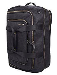 "Cocoon Innovations Urban Adventure Convertible Carry-On Backpack, Fits up to 17"" Laptop (MCP3504BK)"
