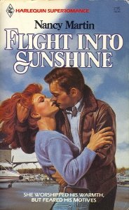 Flight Into Sunshine 0373701330 Book Cover