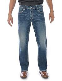 Men's Slim Boot Cut Jeans