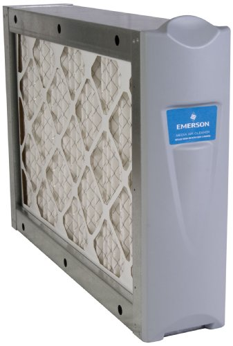 Rodgers White Furnace Filters (Emerson ACM1600M-108 Whole House Air Cleaner)