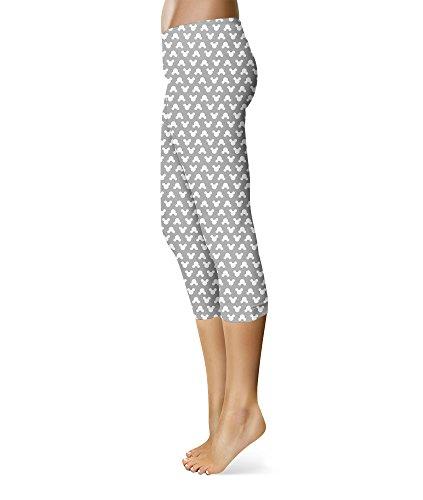 Queen of Cases - Legging - Femme gris gris