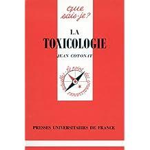 Toxicologie (La)