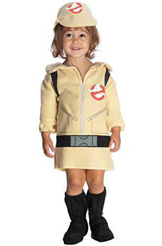 Ghostbusters Girls Costume, Toddler -
