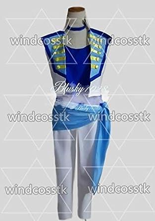 おそ松さん 松野カラ松 風 アイドル衣装 コスプレ衣装 オーダー自由 ディズニークリスマス、ハロウィン
