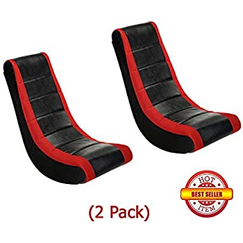 Ama shop 2 pack video game rocker sanford for Silla x rocker 51491 extreme iii 2 0 gaming rocker chair with audio system