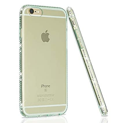 0ae6531d3d0 Image Unavailable. Image not available for. Color  1 piece Ascromy for iphone  5s Case Clear Transparent Luxury ...