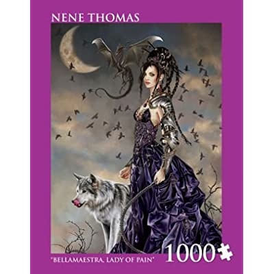 NENE THOMAS Bellamaestra, Lady Of Pain 1000pcs: Toys & Games