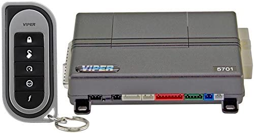 viper remote starter wiring diagram amazon com viper 5701 led 2 way security   remote start system  viper 5701 led 2 way security   remote