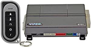 Viper 5701 LED 2-Way Security & Remote Start System (Refurbished)