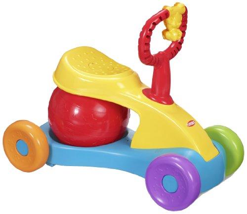Amazon.com: Playskool Poppin Park Bounce N Ride: Toys & Games