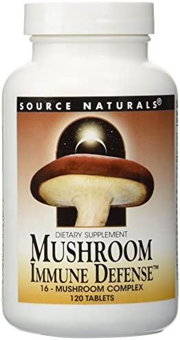 Mushroom Immune Defense Source Natural