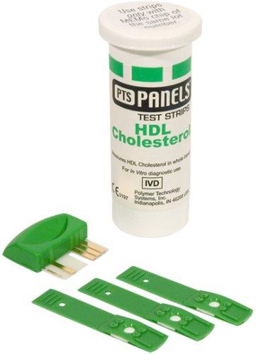 CardioChek HDL cholestérol bandes d'essai, conteneurs 3-Count (pack de 2)