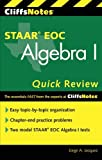 img - for CliffsNotes STAAR EOC Algebra I Quick Review book / textbook / text book
