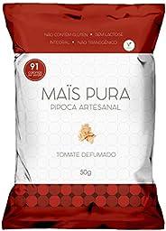 Pipoca Artesanal Sabor Tomate Defumado Maïs Pura 50g