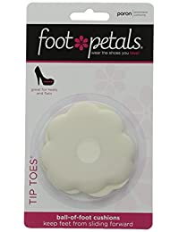Foot Petals Women's Tip Toes Ball of Foot Cushion Insole