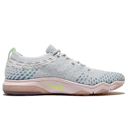 Zoom Lux FK Air Donna Platinum Scarpe NIKE 004 Pure Anthra Wmns Multicolore Running Fearless TqwgxnXnE