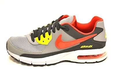 Womens Nike Air Max Capitivate (Stealth/Sunburst/Anthracite/Atomic Green) (7.5)