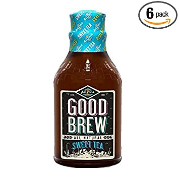 Amazon Arizona Good Brew All Natural Tea Sweet Tea Grocery