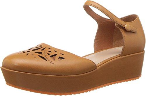Camper Women's Laika 21906 Rust/Copper Sandal 39 (US Women's 9) B - Medium