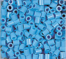 (Perler Beads 1,000 Count-Pastel Blue)