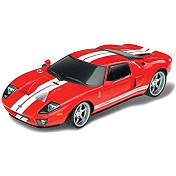 Ford Gt Red Remote Control Car Rc Cars
