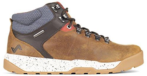 Forsake Trail - Men's Waterproof Premium Leather Hiking Boot (8, - Leather Look Shank