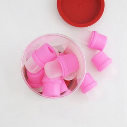 Amazon.com: BestOfferBuy Soak Bowl Tray Polish Remover Nail Art Manicure Care Treatment Tool: Computers & Accessories