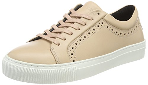 Royal Republiq Elpique Brogue Shoe-nude, Baskets Femme Beige (nude 89)