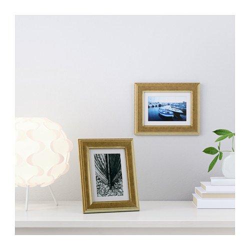 Amazon.com: VIRSERUM Frame Gold 5x7