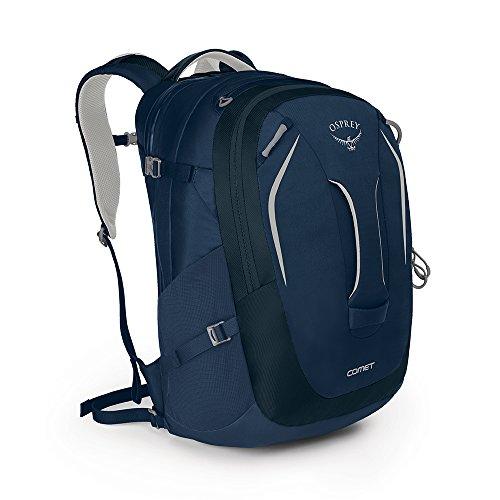 Osprey Packs Comet Daypack, Navy Blue, One Size