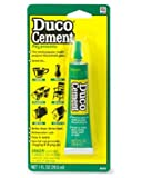 Duco Cement Pegamento Multi-Purpose Household Glue 1 fl oz (29.5 ml)-Pack of 4