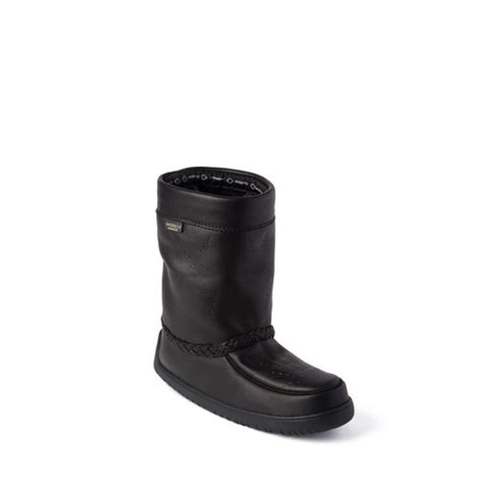 Manitobah Mukluks Waterproof Half Tamarack Black