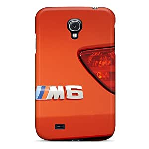 Cute Appearance Cover/tpu OHE3644XbuQ Bmw M6 Case For Galaxy S4