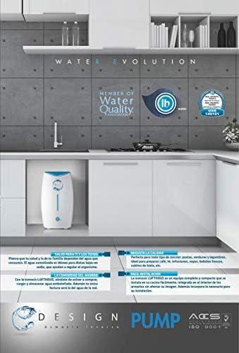 LUFTHOUS Purificador de Agua 5 Generacion, Edesign 2 en 1 ...