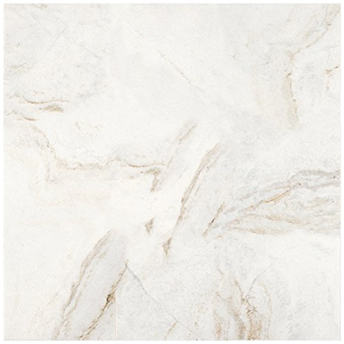 Polished Marble Daltile Flooring - Dal-Tile M10318181L Marble Tile Daphne White Polished 2 3/4
