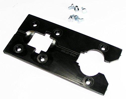 Bosch 1587AVS Jig Saw Replacement Plasic Work Board Foot Kit