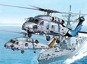 1/144 SH-60B Seahawk (2)