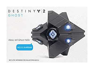 238f5360938 Amazon.com  Limited Edition Destiny 2 Ghost - Requires Alexa-Enabled ...