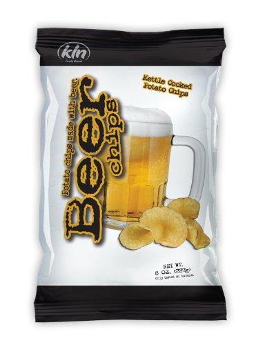 kettle beer chips - 1