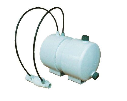 - Fertilizer Caddy Fertilizer Injector & Foliar Feeder, ½ gallon capacity, ¾