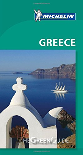 Michelin Green Guide Greece (Green Guides)