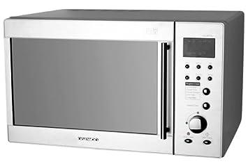 Daewoo KOC875TSL Stainless Steel Combi Microwave 900W 24L: Amazon.co