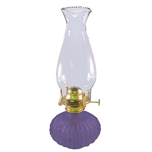 Ellipse Oil Lamp - Lilac by Glo-Brite