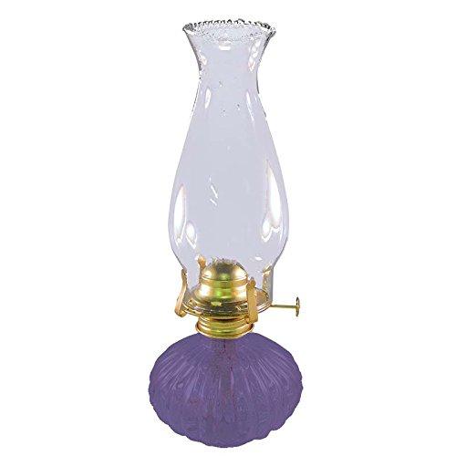Ellipse Oil Lamp - Lilac