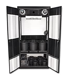 supercloset Deluxe 3.0LED suelo crecer armario
