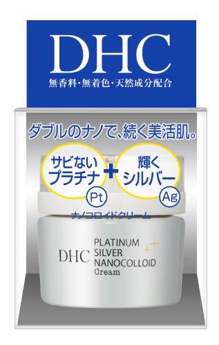 DHC Platinum Silver Nanocolloid Cream(SS)32gx1