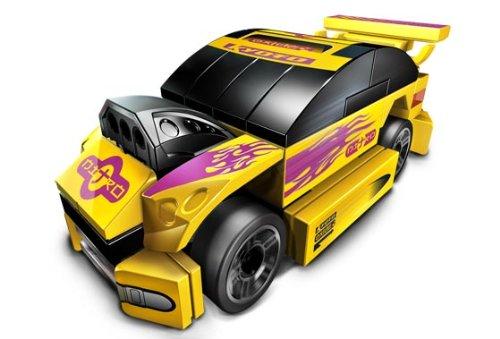 - LEGO Racers Tiny Turbos 8666 Tuner X