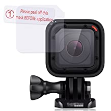 Esonstyle Waterproof Tempered Glass Screen Protectors Lens Film for Gopro Hero4/Gopro hero5 Session Camera Accessories