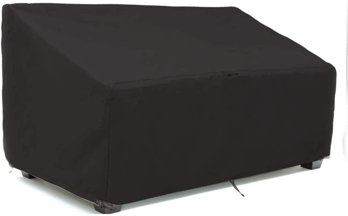 NASUM Patio Seat Cover Durable a Lounge Deep Chair Cover Patio Loveseat Cover